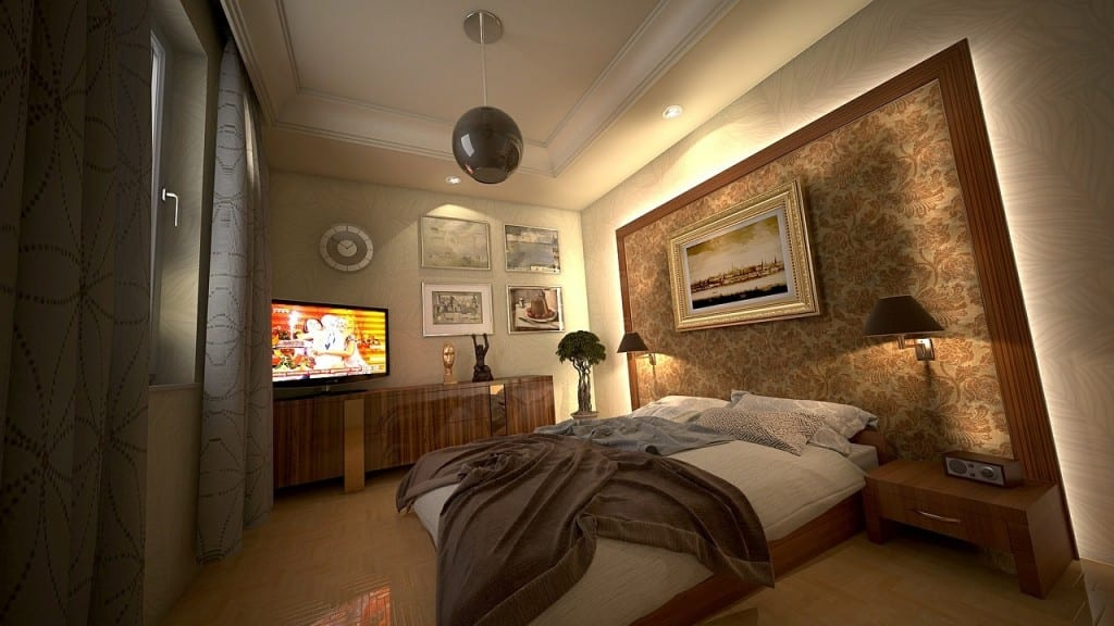 bedroom decorating ideas - Beautiful Bedroom Decor