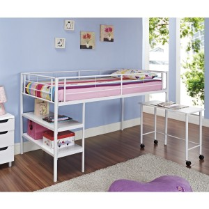 Loft beds for kids with desk for a price you can afford Kids loft bed with desk