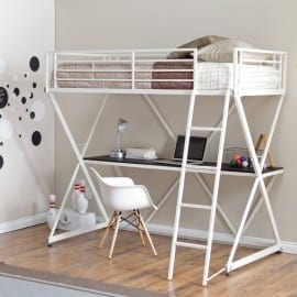 best loft bed for teens 2016