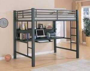 cheap for discount 5fe21 ed00e Best Loft Beds for Teens 2019 | Loft Bed Deals & Reviews