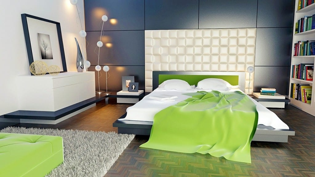 Ultra Super Modern Bedroom Design